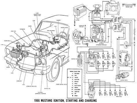 1965 ford mustang front suspension diagram wiring forums