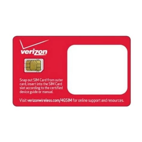 verizon iphone 4 sim card verizon wireless nano 4g lte certified 4ff sim card lot