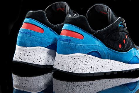 "Footpatrol x Saucony Shadow 6000 ""Only in Soho"