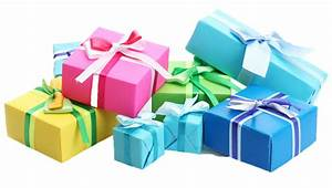 Birthday Presents Png - ClipArt Best