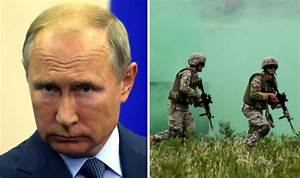 Russia-NATO tensions FIRE UP as Putin responds to US ...