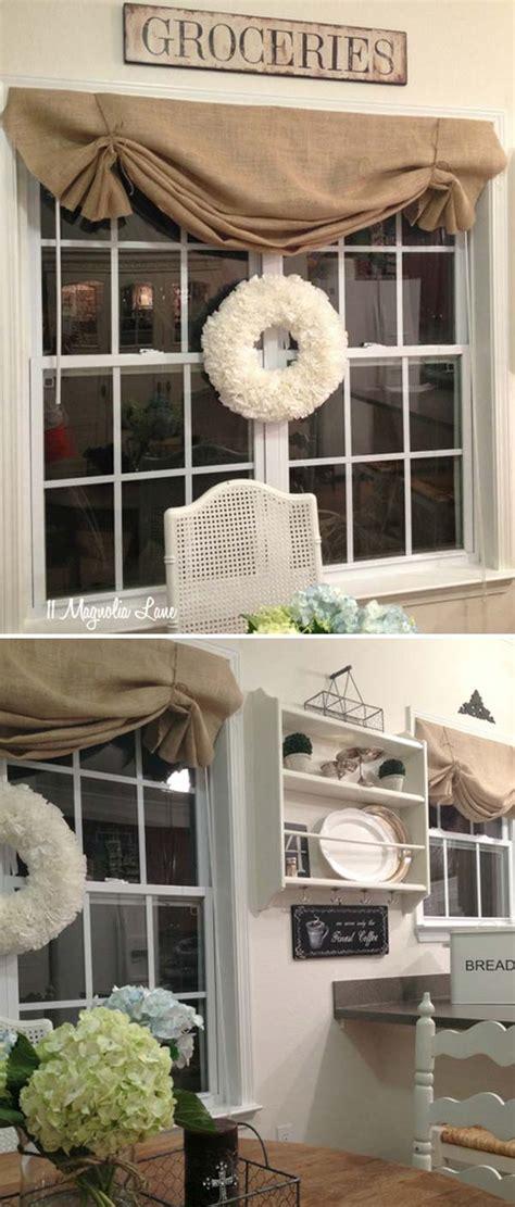 cool  sew window curtain ideas