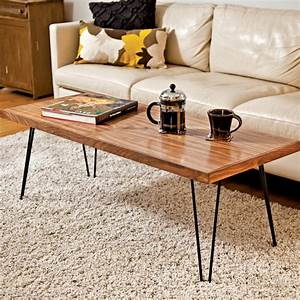 I-Semble™ Hairpin Table Legs - Rockler Woodworking Tools