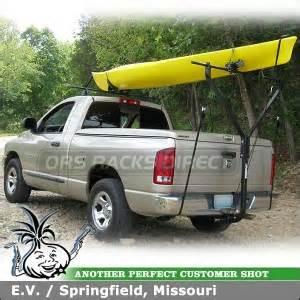 Nissan Frontier Bed Extender by Truck Kayak Rack