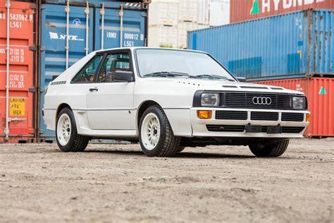 audi quattro sport s1 n audi sport quattro s1 1985 sprzedane giełda klasyk 243 w