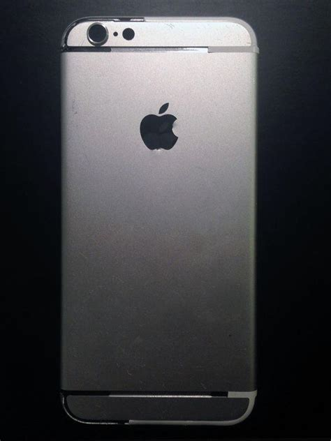 leaked photos of iphone 6 alleged iphone 6 backplate appears in new high resolution