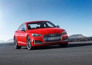 Audi Reveals Details Of 2016 A5 Coupe  Gallery