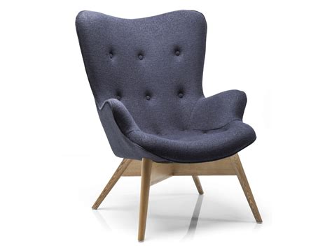 Designer Armchair by Wings Eco Wool Armchair By Kare Design