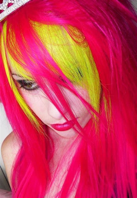 246 Best Images About Bright Hair On Pinterest Scene
