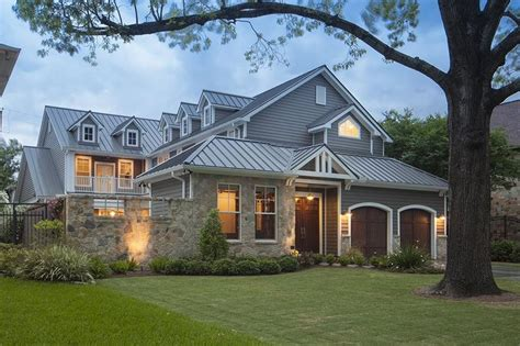 Fabulous Custom Craftsman Style Home Built By Stone Acorn