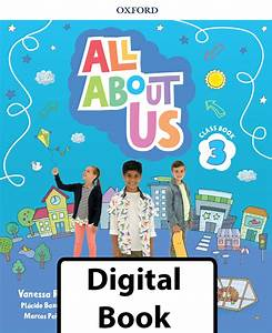 All About Us Digital Class Book 3