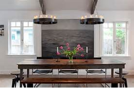 Defining Elements Of The Modern Rustic Home Dining Room Chandeliers Amuse Minimalist Traditional Room Table Art In Black And White Dining Room Chair Table Painting 55 Airy And Cozy Rustic Living Room Designs DigsDigs