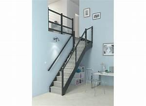 Escalier Quart Tournant Haut Droit : o trouver le meilleur escalier gain de place ~ Dailycaller-alerts.com Idées de Décoration