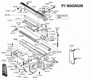 Huawei P1 Diagram