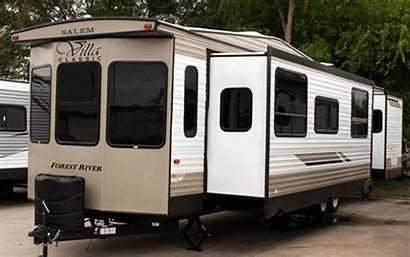 Park Salem Villa Trailer Models Destination Tiny