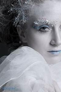 15 Winter Snow u0026 Ice Queen Make Up Looks Ideas u0026 Trends 2015 | Modern Fashion Blog