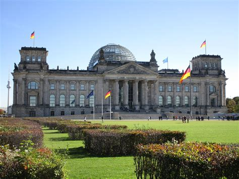 Reichstagsgebäude Reichstag Berlin · Kostenloses Foto auf