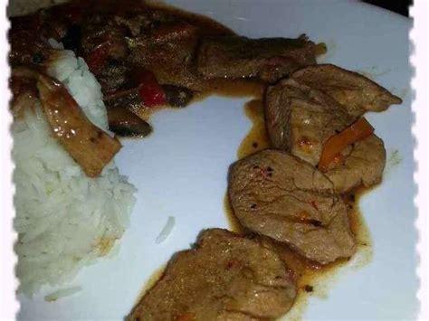 cuisine filet mignon de porc les meilleures recettes de filet mignon de porc et paprika