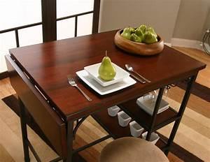 adorable, drop, leaf, table, with, chair, storage, , u2013, homesfeed