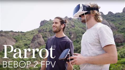 test du parrot bebop  notre avis drone