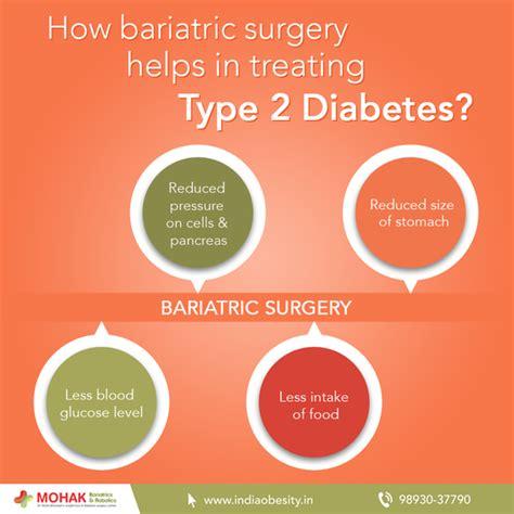 bariatric weight loss surgery  diabetes quora