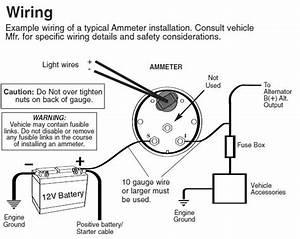 Wiring Diagram For Gauges