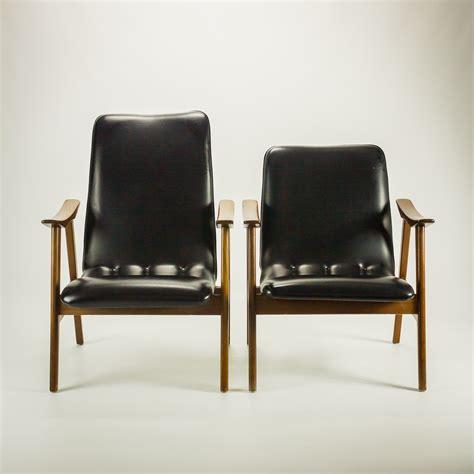 70?s Webe fauteuils Louis van Teeffelen set/2   BarbMama