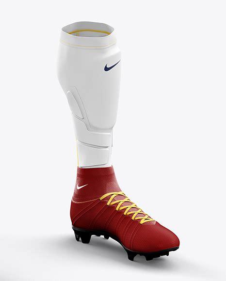 Men's full soccer team kit mockup. Men's Full Soccer Team Kit mockup (Hero Shot) in Apparel ...