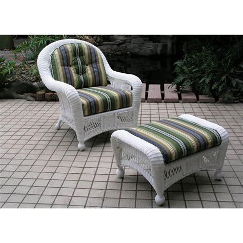 chicago wicker 174 montego 4 pc wicker patio furniture