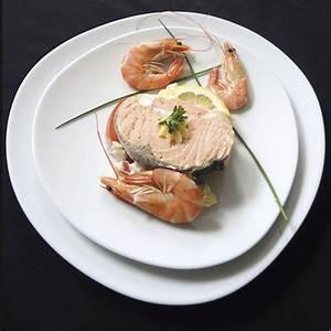 Assiette Plate Originale : assiette blanche forme originale 27cm vaisselle chic et tendance ~ Teatrodelosmanantiales.com Idées de Décoration