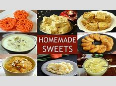 Indian Sweets Recipe Quick and Easy Mithai Recipes for
