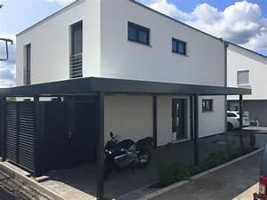 Eingangsüberdachung L Form : carport mit eingangsberdachung vordach fr haustren t ~ Indierocktalk.com Haus und Dekorationen