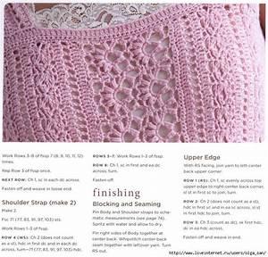 Crochetpedia  Crochet Top Written Pattern With Symbol