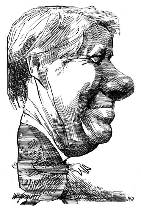 Political Caricatures Gallery Kerry Waghorn
