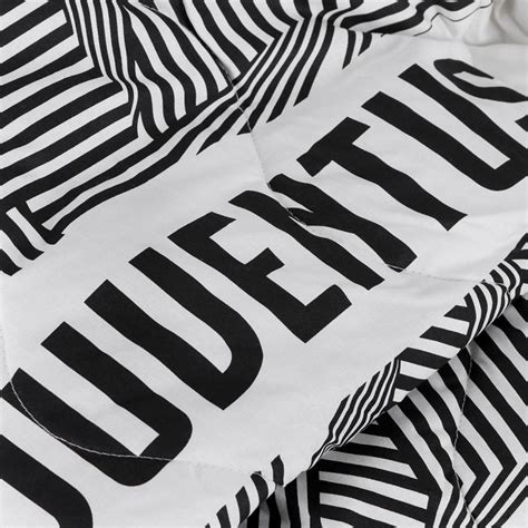 Copriletto Juventus by Juventus Copriletto Trapuntato Singolo Juventus Official