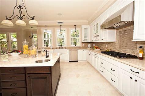 Кухонный фартук-25 фантастических идей.> 3d Кухни панорамы