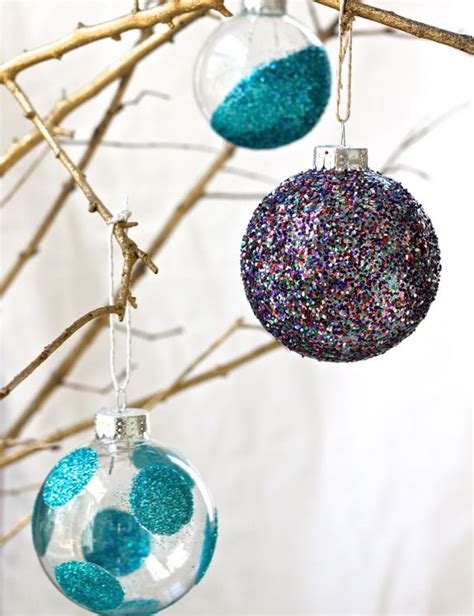 17 cute and easy diy christmas ornaments style motivation