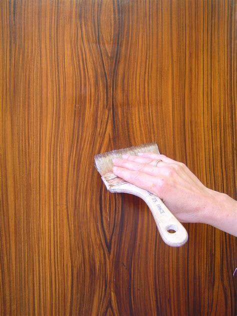 d 233 licieux peinture sur vernis bois 1 faux bois ebene de