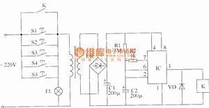 Multi-control Switch Circuit Diagram 3