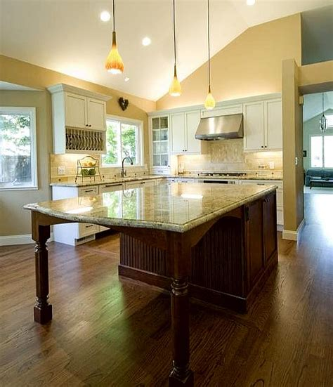 space  functionality  kitchen island