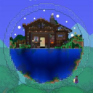 I Decided To Make My Own Fishing Biomes In A Bid To