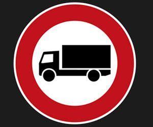 durchfahrt verboten schild verkehrsschild 250 durchfahrt verboten bedeutung