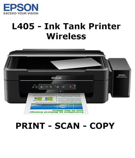 epson  multi function print scan copywifi