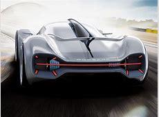 One Designer's Vision of Future Porsche Race Cars