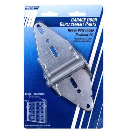 Part Q Garage Doors by Ideal Door 174 14 Steel No 4 Replacement Hinge For
