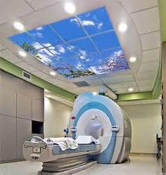 dynamic color inside a phillips mri scanner room