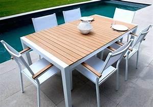 Salon Bas De Jardin Aluminium : salon de jardin bas aluminium et textilene table chaise composite z 1 cokguzel ~ Teatrodelosmanantiales.com Idées de Décoration