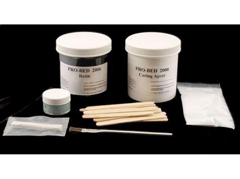 pillar bedding kit score high pro bed 2000 glass bedding kit