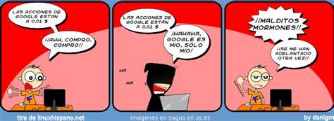 tira linux hispano la casa de tux