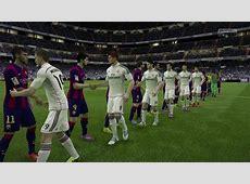 PS4Xbox One FIFA 15 Real Madrid vs FC Barcelona